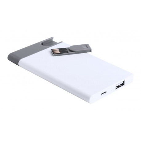 Spencer USB power bank e flash drive